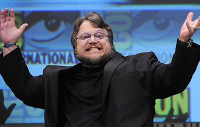 Cineasta Guillermo del Toro