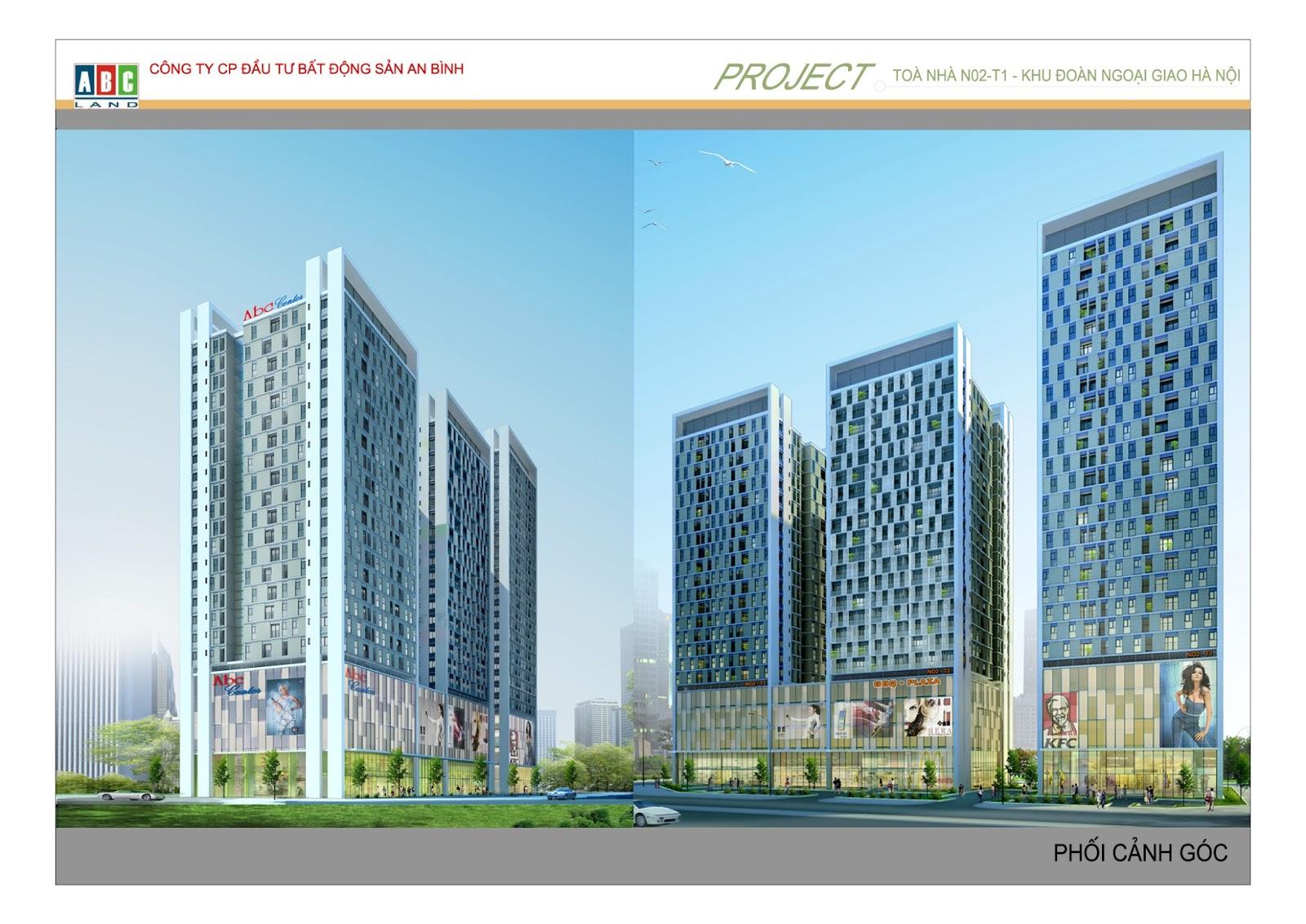 Chung cư An Bình Complex