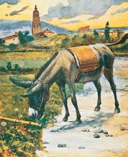 el burro parlanchín leyenda colombiana