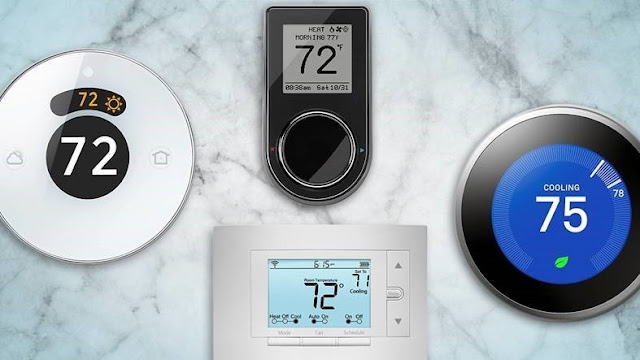 Here are the best smart thermostats for intelligently heating and cooling your home and giving you control via your iOS or Android device.