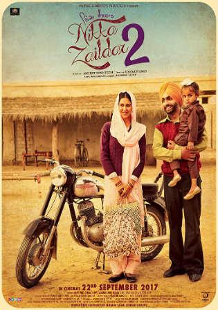 Nikka Zaildar 2 2017 Web-DL 400MB Punjabi 480p Watch Online Full Movie Download bolly4u