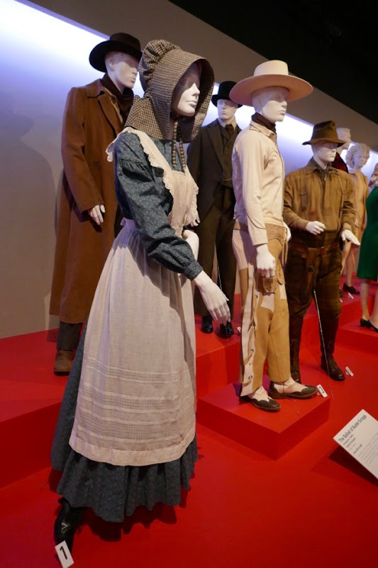 Ballad of Buster Scruggs film costumes