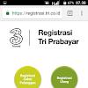 Cara Regestrasi (Daftar) Kartu TRI Baru & Lama Secara Online