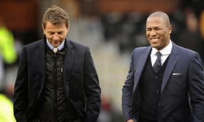 Tim Sherwood and Les Ferdinand