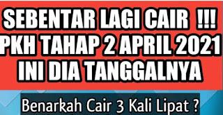 Segera Lakukan Pengecekan, Bansos PKH 2021 April Sudah Mulai Cair