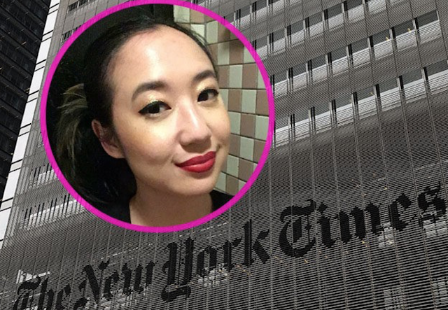 New York Times Bigot Sarah Jeong Repeatedly Trashed the New York Times