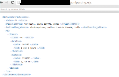 SAP HANA: Using SAX Parser for Loading XML response from outbound HTTP into table