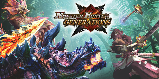 Monster Hunter Generations Quest Unlock Data