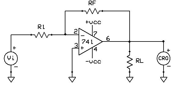 APPLICATIONS OF OP-AMP - I ( INVERTING AND NON
