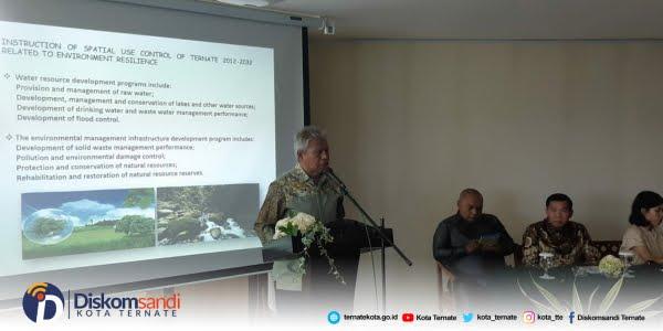 Burhan Abdurahman Jadi Pembicara Utama di Pembukaan Kota Inklusif Ketahanan Iklim
