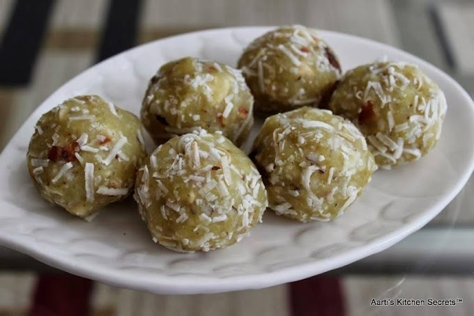 Sweet Potato Laddoo/ Shakarkandi Laddu