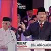 """Debat Perdana Capres dan Cawapres Dinilai """"Isi Kertas Vs Isi Kepala"""""""