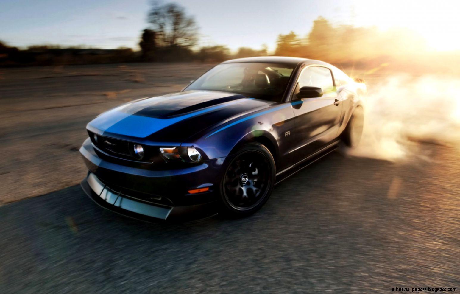Ford mustang cars drifting wallpaper all hd wallpapers - Drift car wallpaper ...