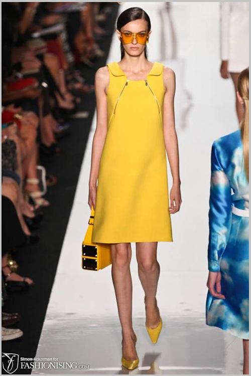 Đầm, váy dáng suông thả eo 3