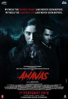 Amavas (2019) Hindi Movie Pre-DVDRip | 720p | 480p