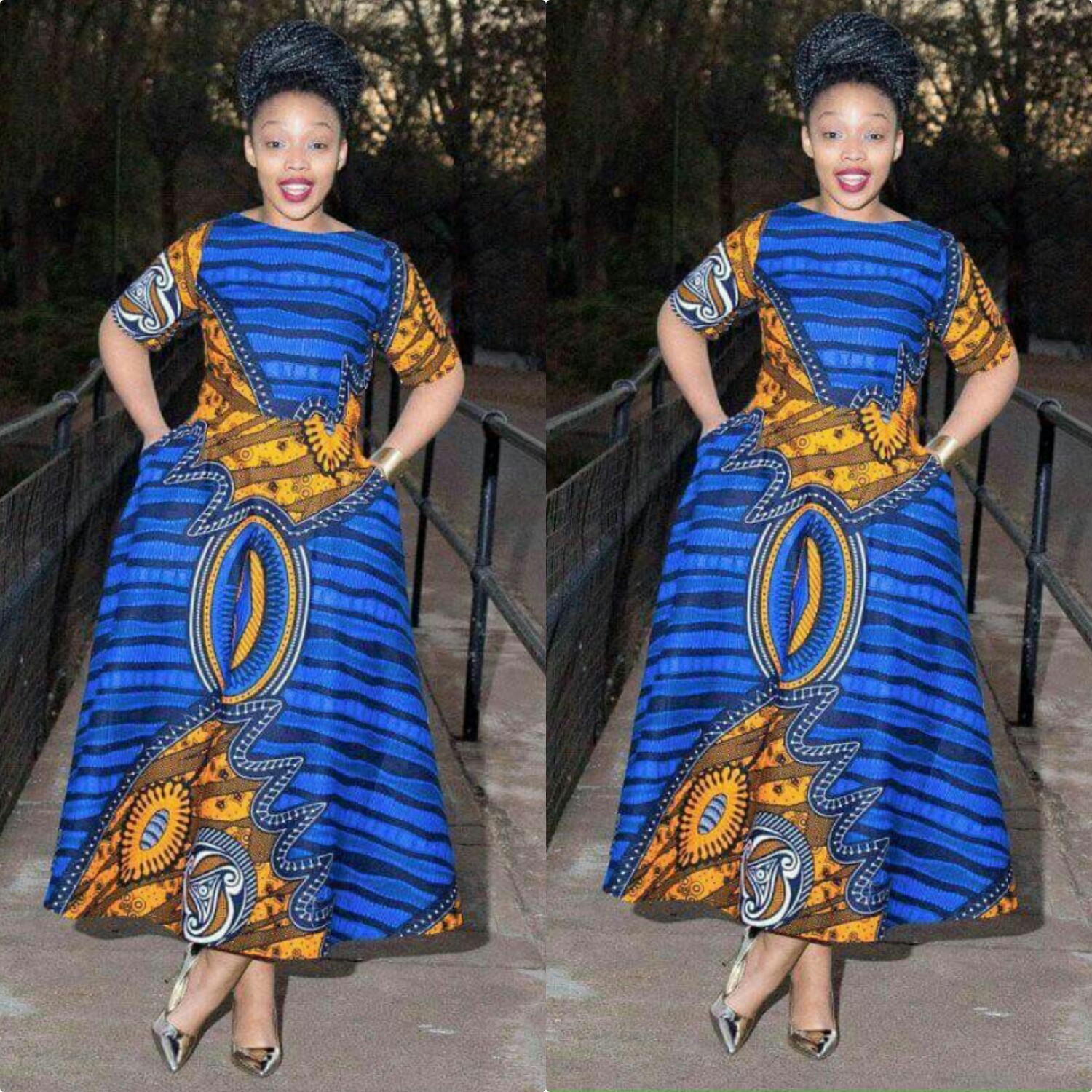 Trendy Kitenge Dress Designs That Will Wow You!