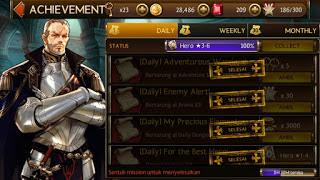 Tips Bermain Seven Knight Quest Harian