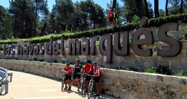 AlfonsoyAmigos - Navas del Marqués