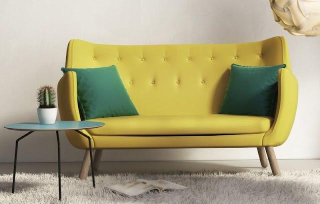 Sofa hiện đại có nhiều chức năng cho phòng khách