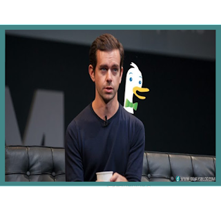 Twitter's CEO, Jack Dorsey uses DuckDuckGo over Google