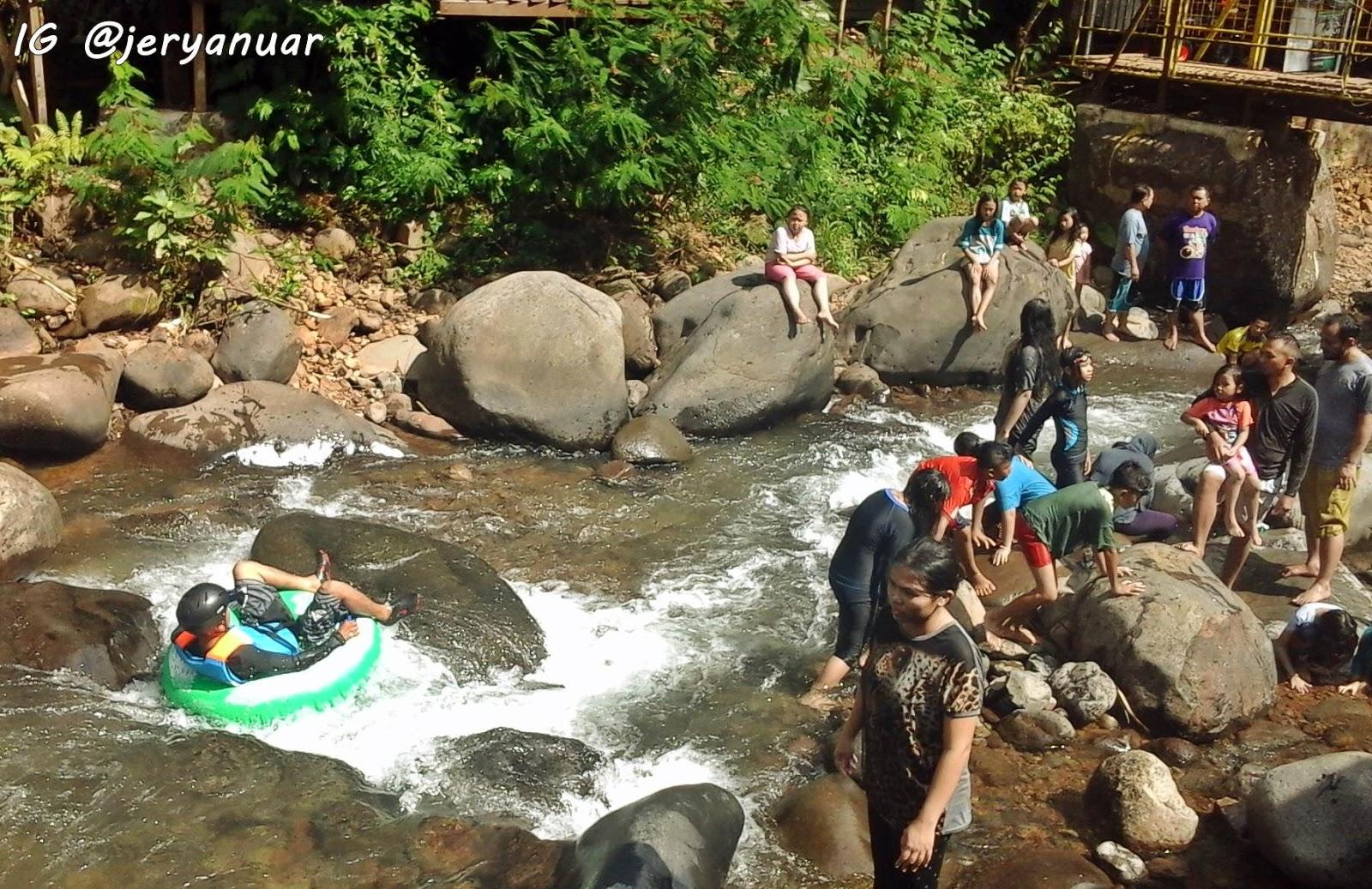 Olahraga Air River Tubing & Tipsnya