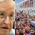Noam Chomsky adere à campanha do Nobel da Paz para Lula.