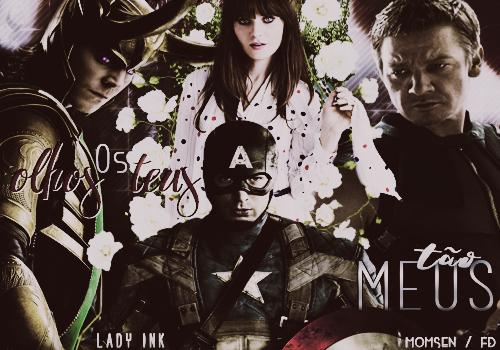 CF: Os olhos teus, tão meus (Lady Ink)