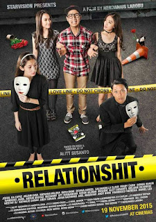 Download film Relationshit (2015) WEBDL Gratis