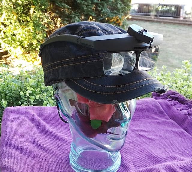 Mogoglaz Binocular Magnifying Reading Glasses