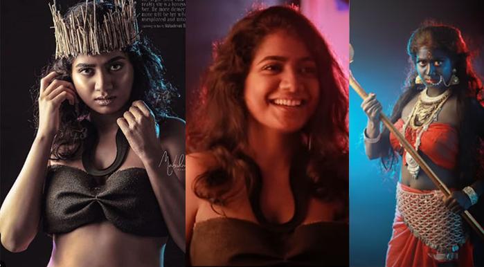 Kali Makeover of Anarkali Marikar