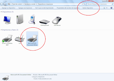 eliminar dispositivo en windows 7