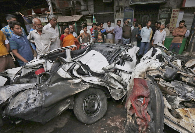 NEWS | 23 Killed in Indian Overpass Collapse, Kolkata Police File Homicide Case
