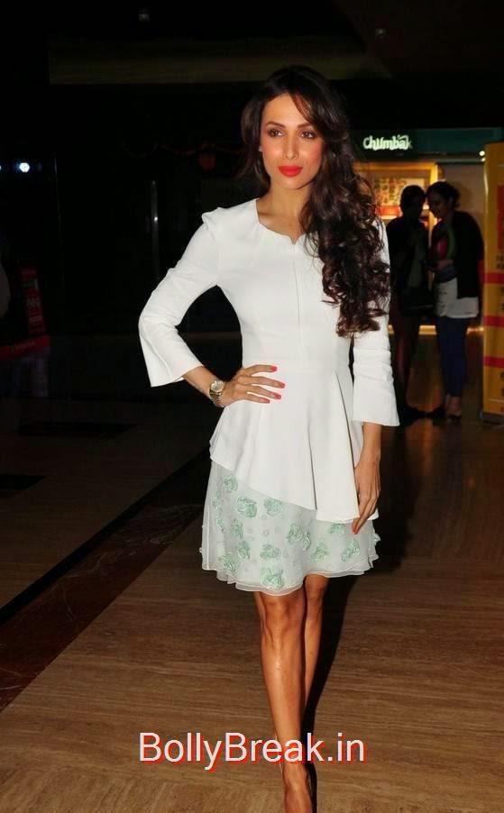 strong>Malaika Arora Khan Stills At Dolly ki Doli Movie Press Meet, Hot HD Pics OF Malaika Arora Khan At Dolly ki Doli Movie Press Meet
