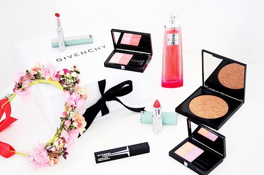 BEAUTY REVIEW: GIVENCHY GYPSOPHILA COLLECTION