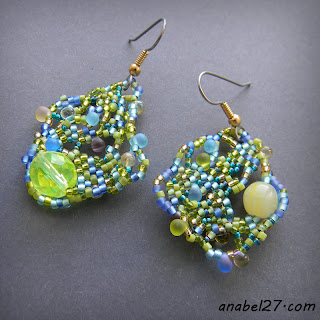 freeform earrings
