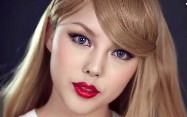 Ingin Cantik Seperti Taylor Swift? Lakukan Cara Ini