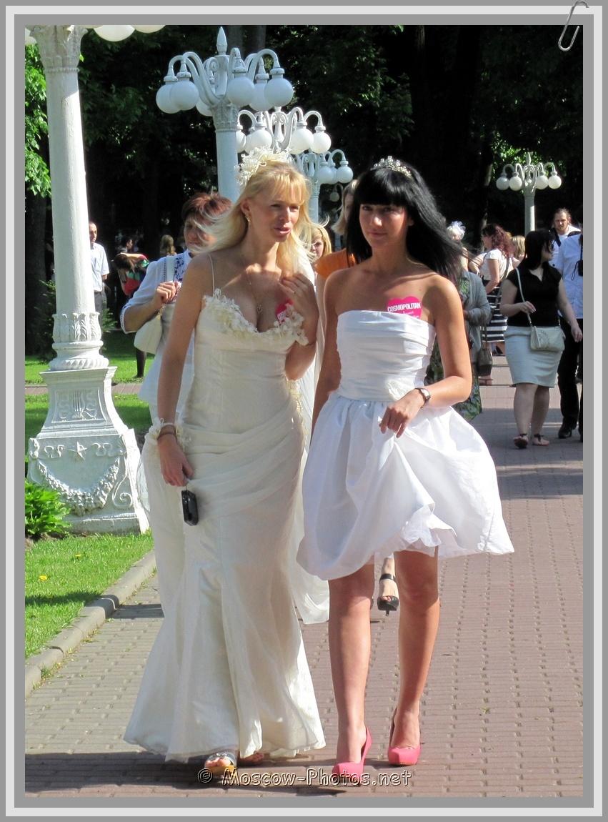Two Runaway Brides