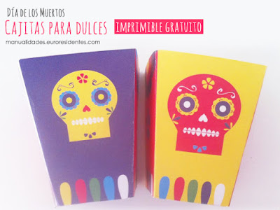 day of the dead party printables