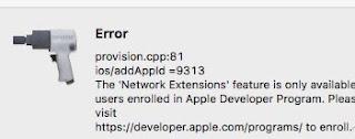 حل خطأ provision.Cpp : 81 على Cydia impactor