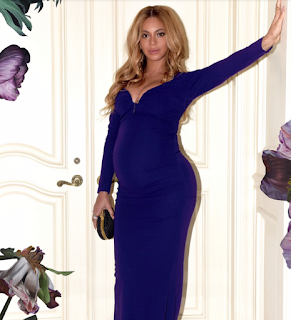 Beyonce's stunning pregnancy style