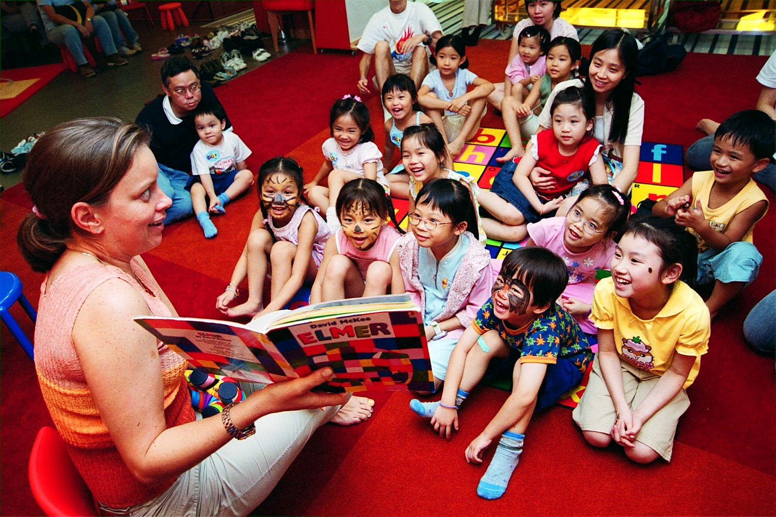 Children Learning English Affectively Fostering Self