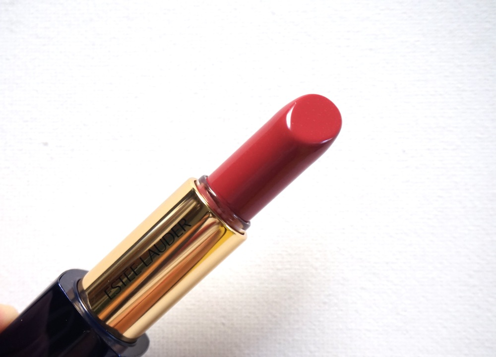 Estēe Lauder Pure Color Envy Sculpting Lipstick in Rebellious Rose Review + Swatch + Price | The ...