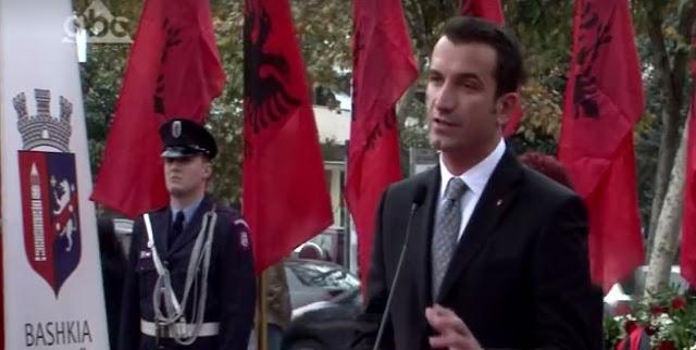 Veliaj speech in Albanian independece day