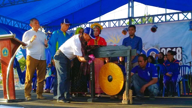 <b>Dibuka Wakil Walikota Bima, STIE Expo 2018 Berjalan Sukses</b>