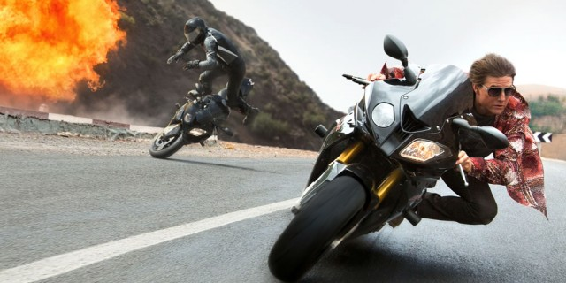 Mission: Impossible V – Rogue Nation (2015) Film Agen Rahasia Terbaik, Paling Keren Wajib di tonton