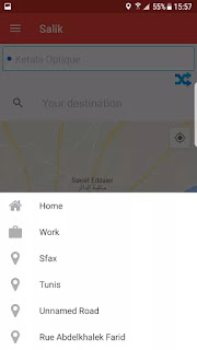 """تطبيق """" Salik - Navigation """" على جوجل بلاي"""