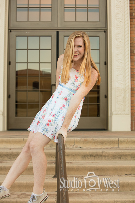 Atascadero High School Senior Pictures - Senior Yearbook Photographer - Studio 101 West Photography