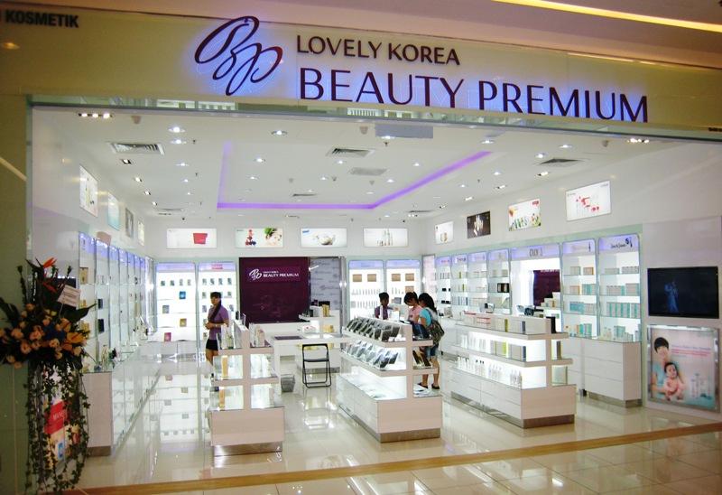 Kolmar korea cosmetics store
