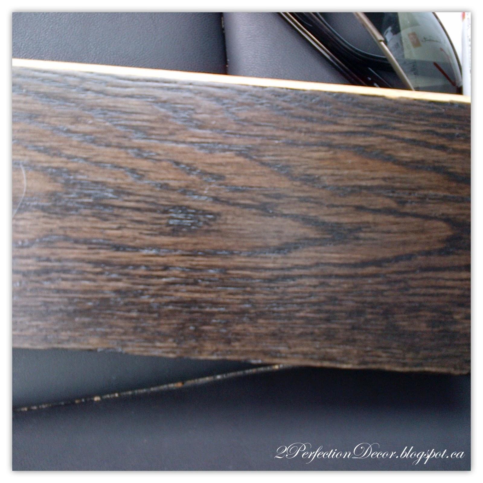 Dark Stained Oak Floors: 2Perfection Decor: Hazelnut Oak Floors Re-Finished To Dark