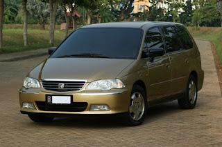 Honda Odyssey 2002-2003